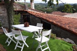 La Casa de las Rocas casa rural en Nogueira De Ramuin (Ourense)