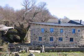 O Porto Do Carro casa rural en A Veiga (Ourense)