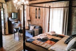 O Retiro do Conde casa rural en Monterrei (Ourense)