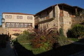 Pazo de Esposende - Pazo Dos Ulloa casa rural en Ribadavia (Ourense)