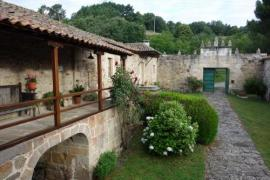 Pazo Paradela casa rural en A Pobra De Trives (Ourense)