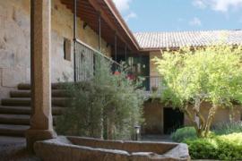 Rectoral de Armariz casa rural en Nogueira De Ramuin (Ourense)