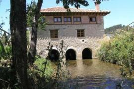 C.T.R. Molino de Valdesgares casa rural en Cervera De Pisuerga (Palencia)