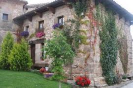 Casa Hiedra casa rural en Valoria De Aguilar (Palencia)