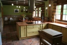 Casa Las Vacas casa rural en Cervera De Pisuerga (Palencia)