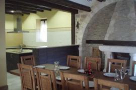 Casa Pepe casa rural en Revilla Vallejera (Burgos)