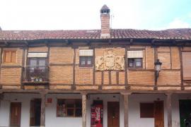 Casa rural Plaza Vieja casa rural en Saldaña (Palencia)