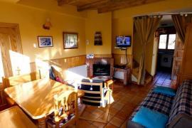 Casas La Tenada casa rural en Cardaño De Abajo (Palencia)
