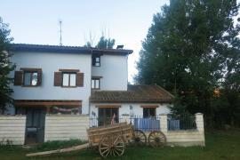 La Parada casa rural en Triollo (Palencia)
