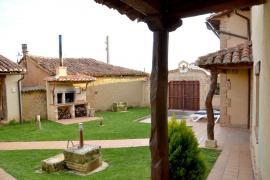 La Ruina casa rural en Villapún (Palencia)