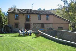 Molino de Respenda casa rural en Respenda De La Peña (Palencia)