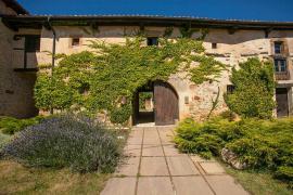 Posada Priorato de Val casa rural en Aguilar De Campoo (Palencia)