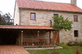 A Eira Moura casa rural en A Estrada (Pontevedra)