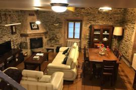 Casa da Puza casa rural en Forcarei (Pontevedra)