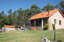 Casa da Ruliña casa rural en Fornelos (Pontevedra)