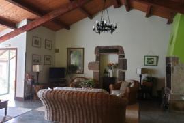Casa do Fontán casa rural en Cotobade (Pontevedra)