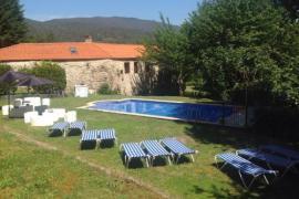 Casa Rural Pazo Larache casa rural en Vilaboa (Pontevedra)