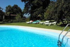 Fonteclara casa rural en A Estrada (Pontevedra)