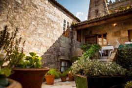 Pazo da Touza casa rural en Nigran (Pontevedra)