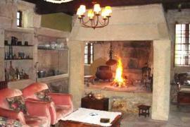 Pazo La Buzaca casa rural en Moraña (Pontevedra)