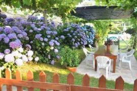 Pensión rústica O Cobelo casa rural en Valga (Pontevedra)