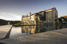 Quinta de San Amaro casa rural en Meaño (Pontevedra)