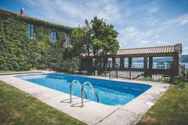 Rectoral de Cobres 1729 casa rural en Vilaboa (Pontevedra)