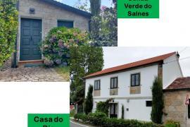 Senda Verde do Salnés casa rural en Portas (Pontevedra)
