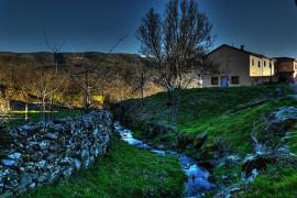 Albergue Vallejera casa rural en Vallejera De Riofrio (Salamanca)