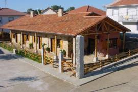 Apartamentos Rurales Canchales casa rural en Navasfrias (Salamanca)
