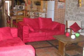 Casa rural Amparo casa rural en Mogarraz (Salamanca)