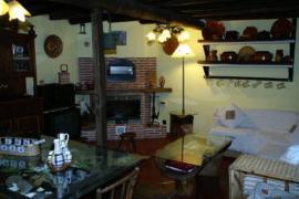 Huerto Tía Juliana casa rural en Valero (Salamanca)