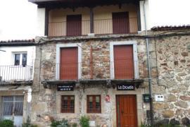 La Escuela casa rural en Bejar (Salamanca)