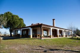 Lodge Campanarios Azaba casa rural en Espeja (Salamanca)