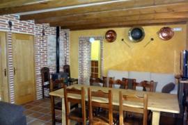 Los Barreros casa rural en Campillo De Azaba (Salamanca)