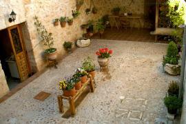 Casa Aurora I y II casa rural en Maderuelo (Segovia)