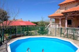 Casa Finca La Encina casa rural en Navas De Riofrio (Segovia)