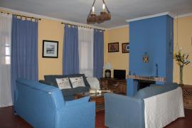 Casa La Cerca casa rural en Torrecaballeros (Segovia)
