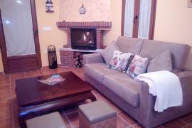 Casa Rural El Abuelo Anselmo casa rural en Palazuelos De Eresma (Segovia)