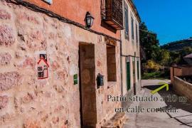 La Fuente del Monte casa rural en Caballar (Segovia)