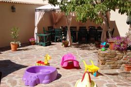 Atardeceres casa rural en Miguelañez (Segovia)