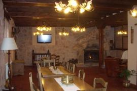 C.T.R La Romerosa casa rural en Riaza (Segovia)