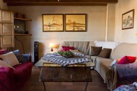 Cuesta Grande casa rural en Domingo Garcia (Segovia)