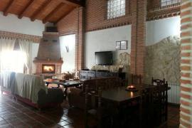 El Caseron Del Abuelo casa rural en Navas De Oro (Segovia)