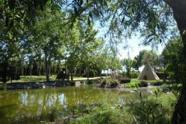El Estanque del Polear casa rural en Valverde Del Majano (Segovia)