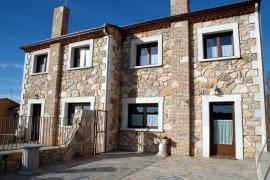 El Mirador de Álvaro l y ll casa rural en Villaverde De Montejo (Segovia)