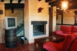 El Mirador de La Pinilla casa rural en Boceguillas (Segovia)