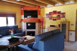 El Refugio del Salinero casa rural en Cuellar (Segovia)