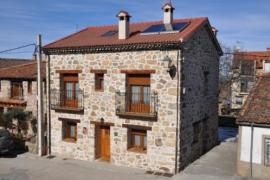 La Casa de Los Abuelos I - II casa rural en Navafria (Segovia)