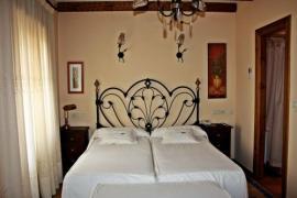 La Casa Del Escribano casa rural en San Martin Y Mudrian (Segovia)